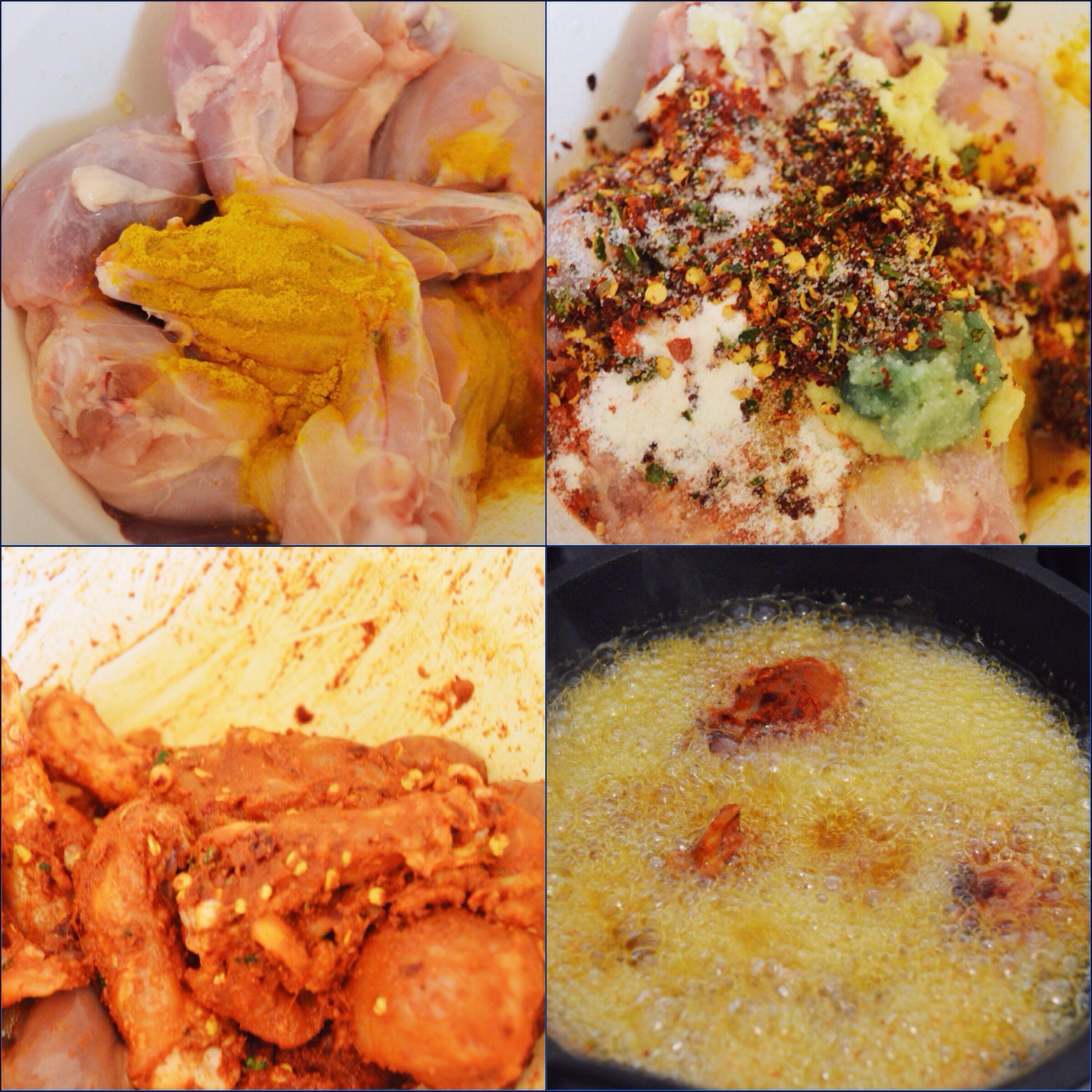 How-to-make-Thattukada-Chicken-Fry