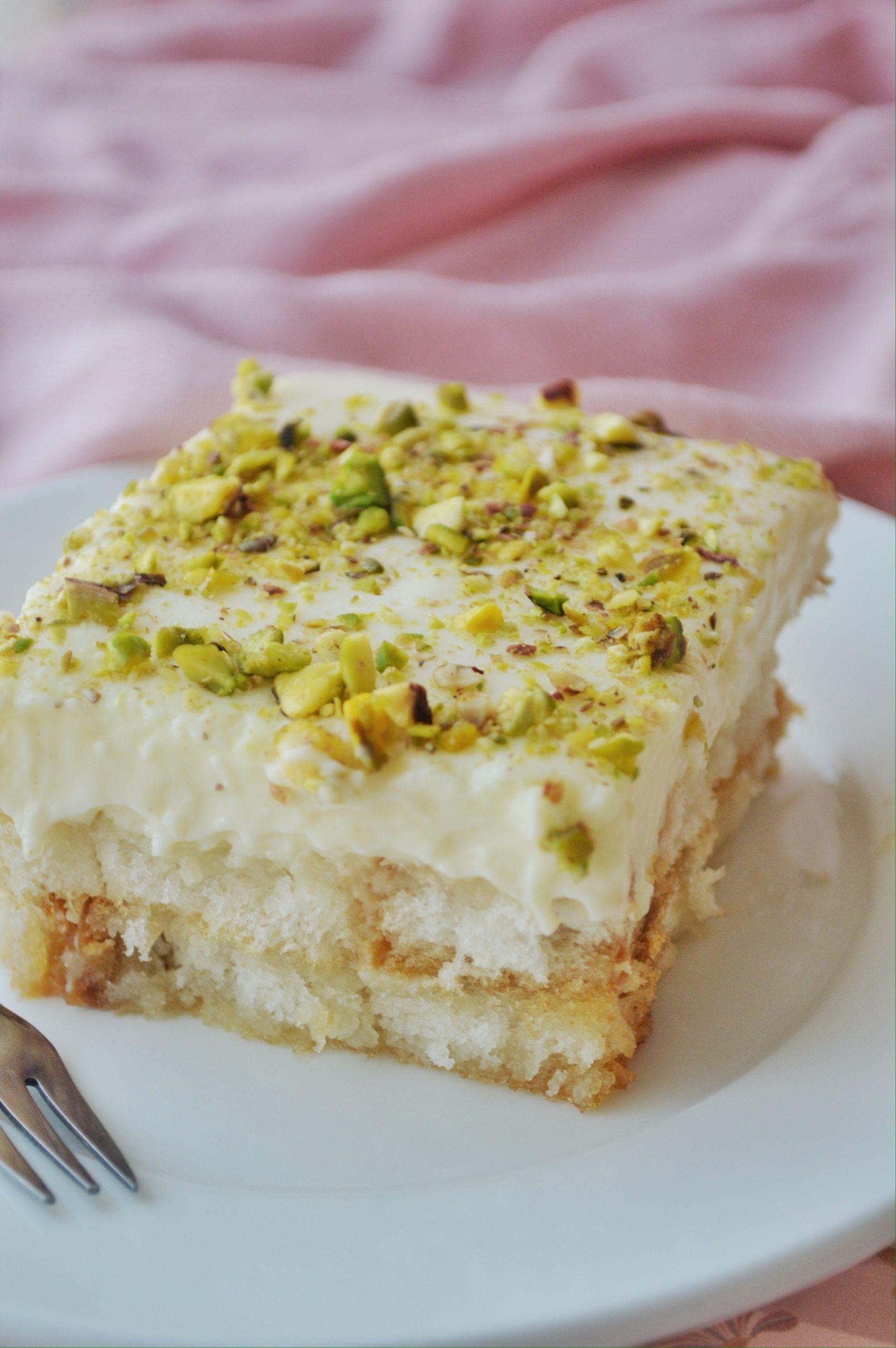 Lebanese Wedding Cake