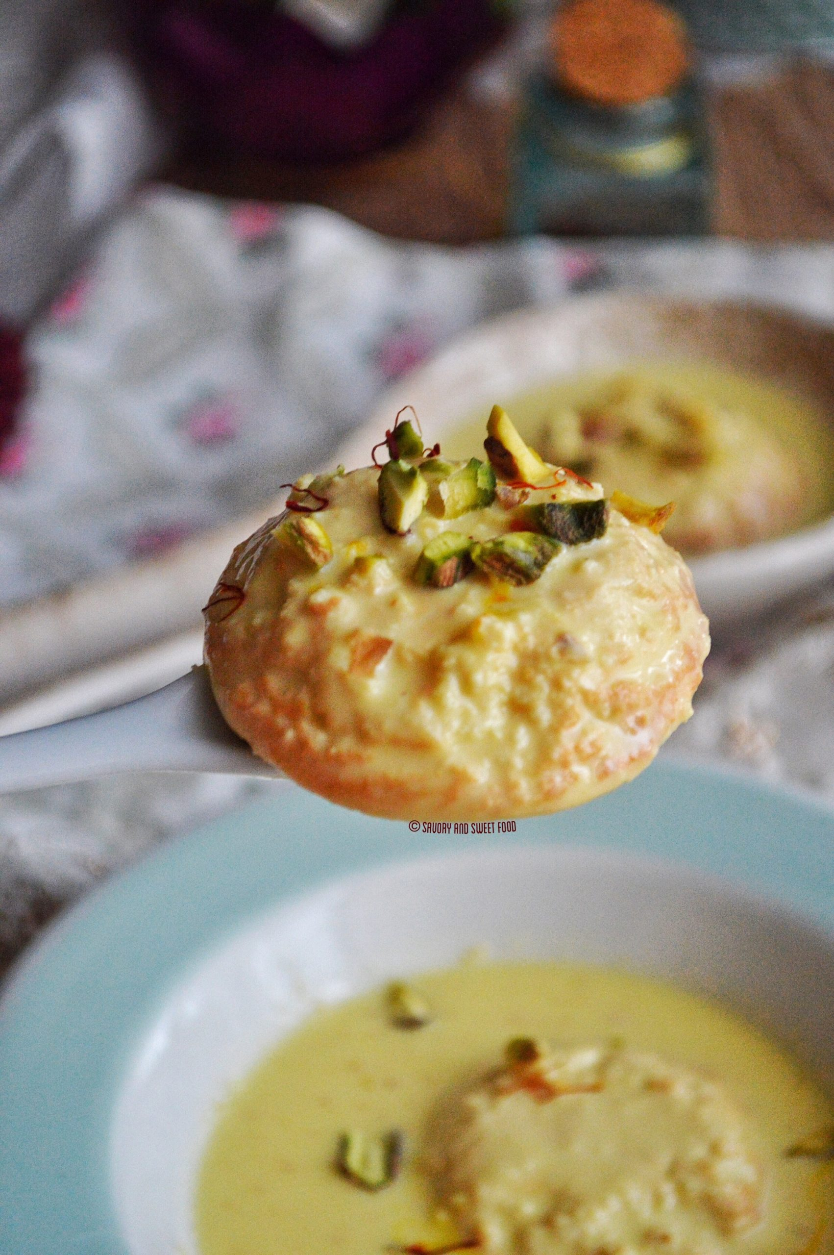 Easy Ricotta Rasmalai Savory Amp Sweetfood