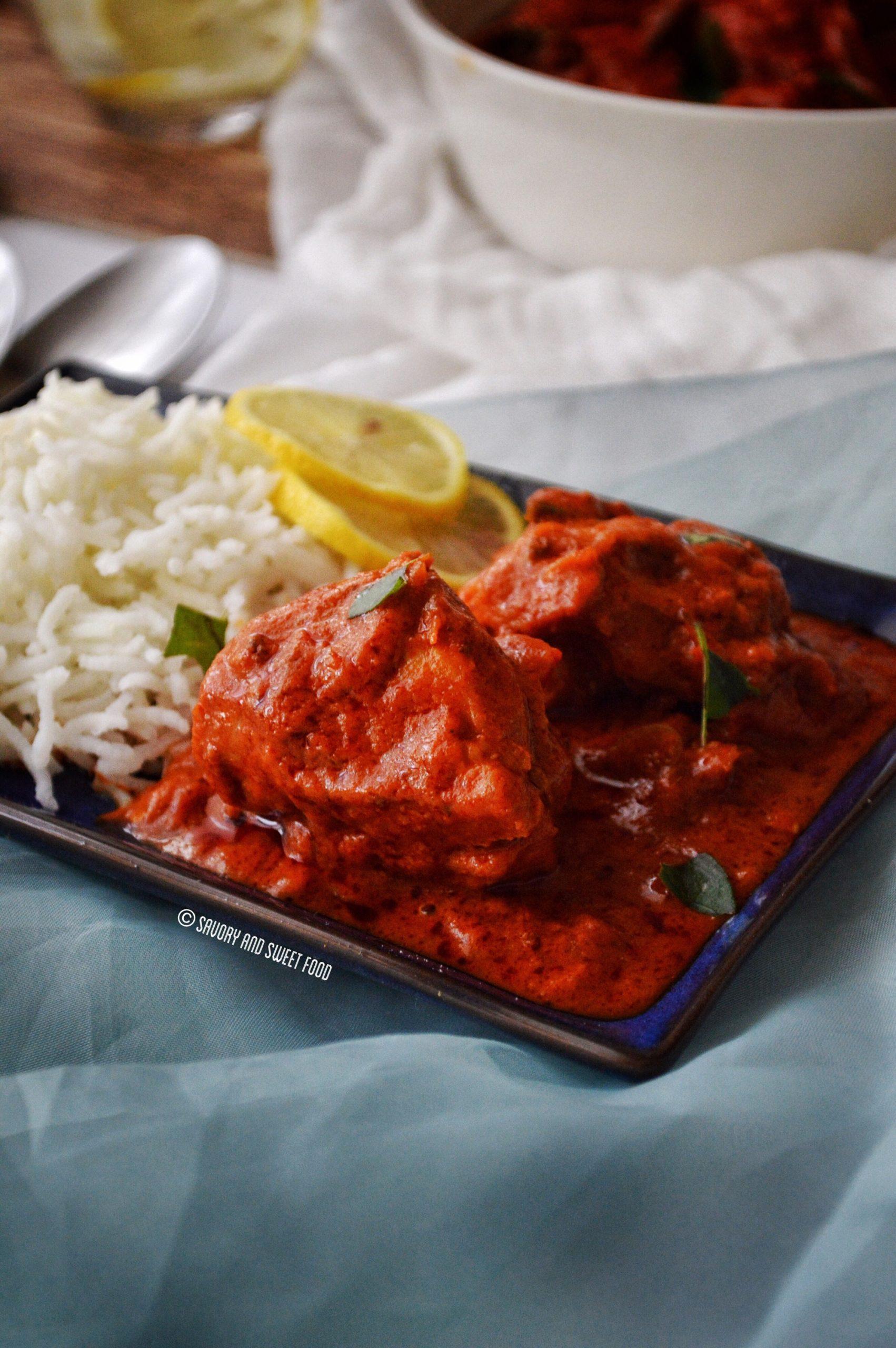Saucy-Chicken 65-Curry