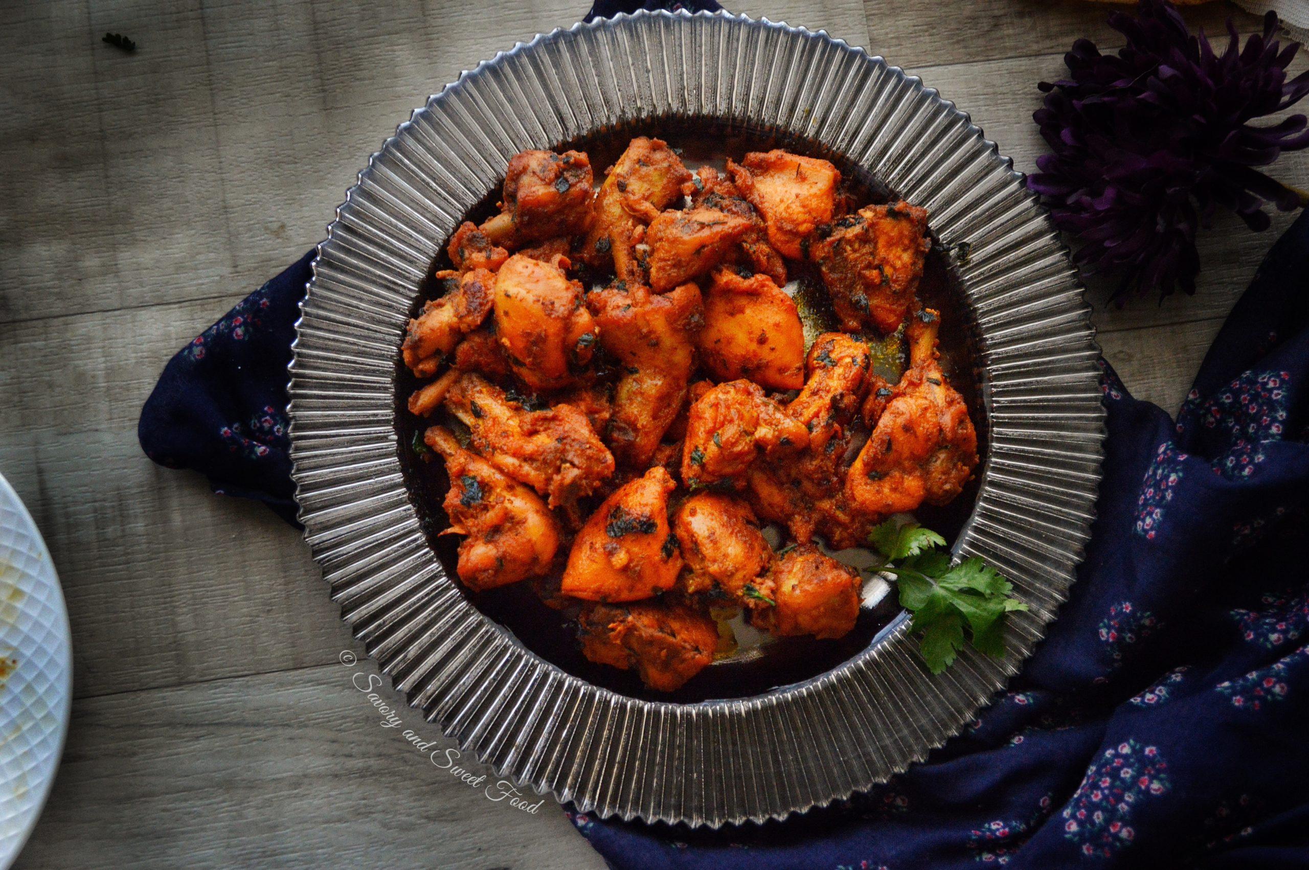 Spicy-Dry-Chicken