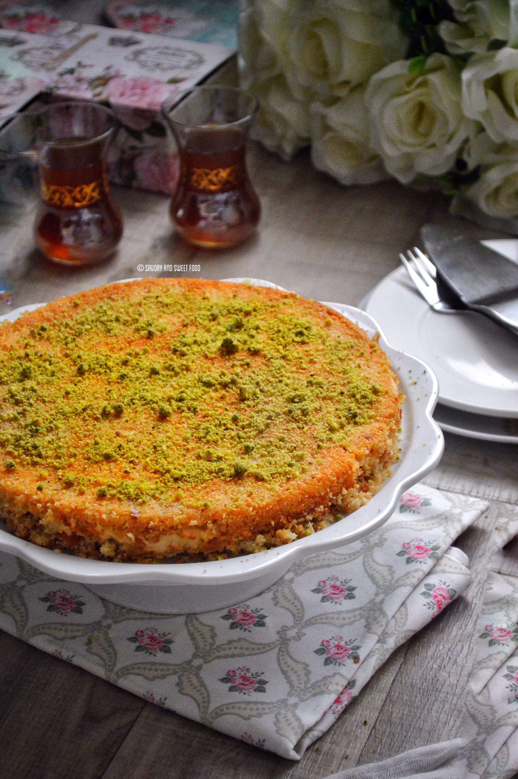 Kunafa Recipe With Nestle Cream Dandk Organizer