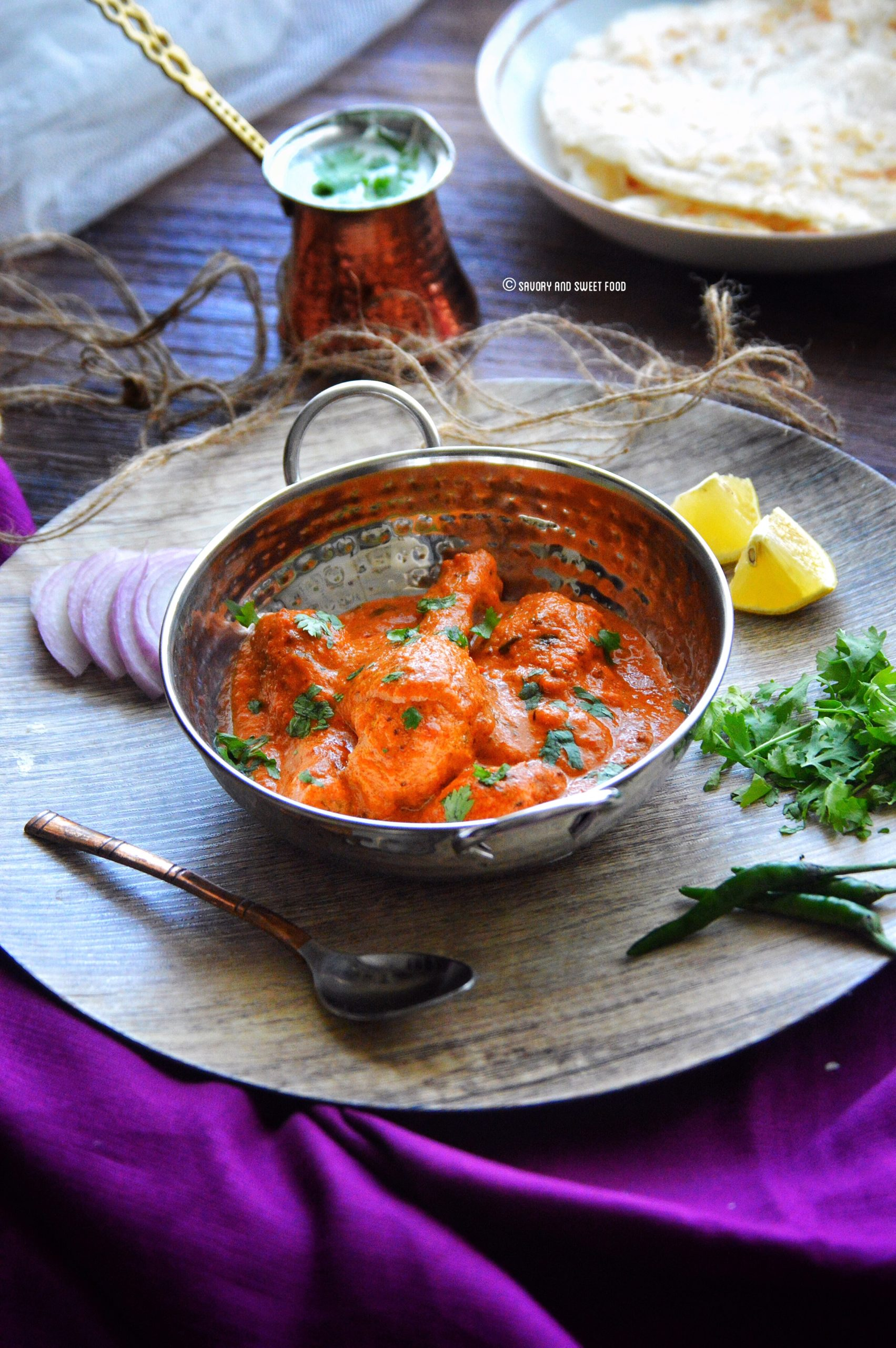 Chicken tikka masala savorysweetfood chicken tikka masala is a very popular dish which you can find in almost all indian restaurants it is a close cousin to butter chicken forumfinder Image collections
