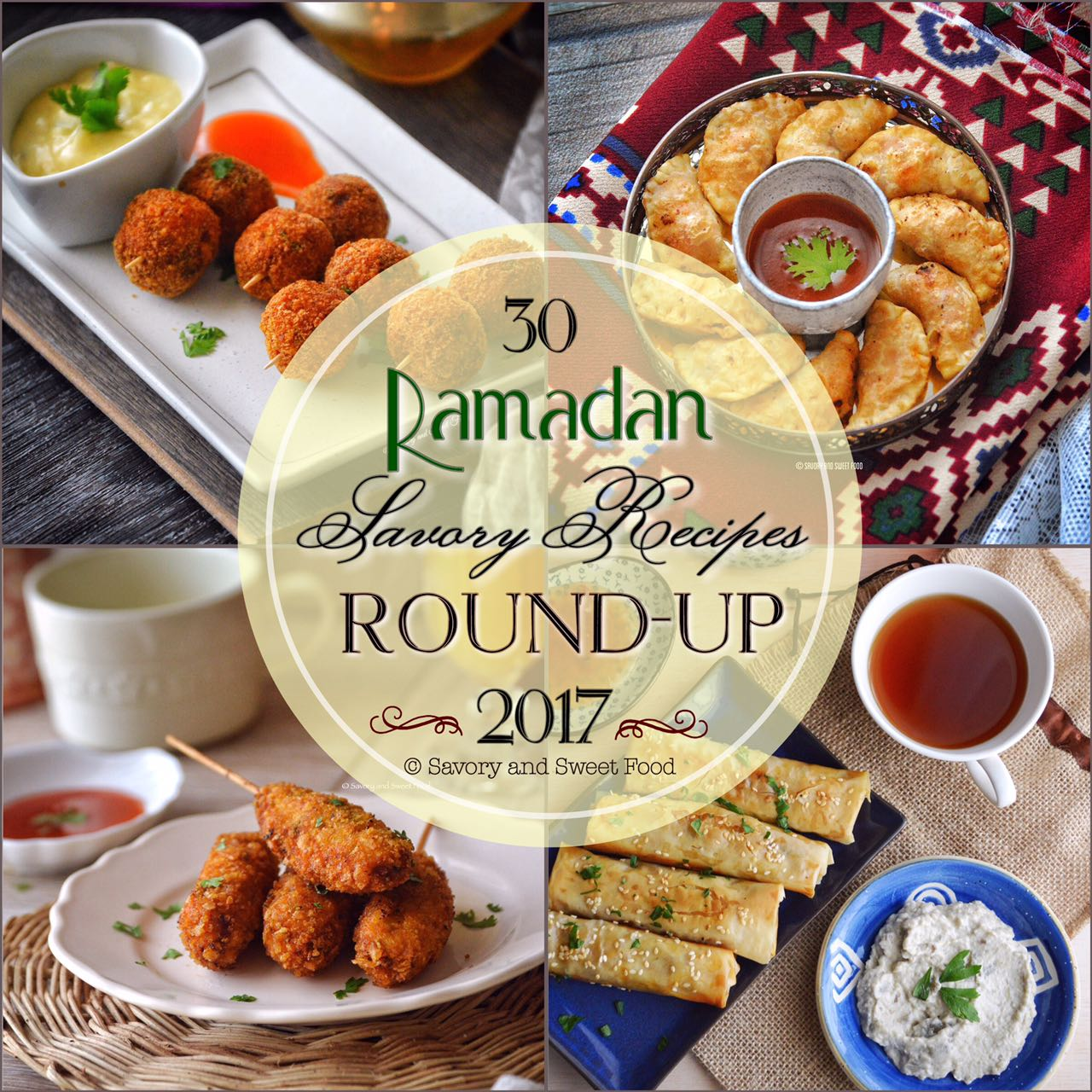 Ramadan recipes round up 2017 savory savorysweetfood so to get you in the mood for whats coming up later in this years ramadan series here is the round up of 30 ramadan savory recipes from previous years forumfinder Image collections